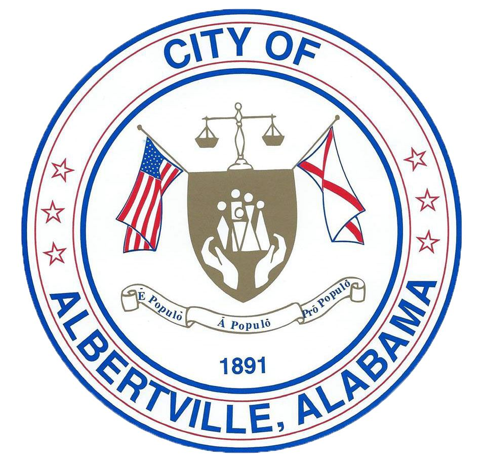 City Seal of Albertville