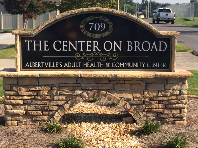709 The Center on Broad Albertville's Adult Health and Community Center